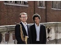 Jazz Duo available for gigs and functions