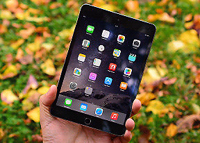 Apple iPad mini 16 GB with case