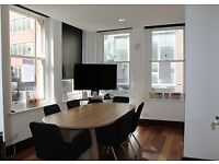 Non-serviced office space Soho, circa £40 per sq ft