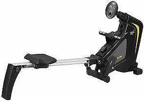 *** FREE SHIPPING *** NEW! SMOOTH AND SILENT MAGNETIC ROWING MACHINE - 8 LEVEL OF RESISTANCE - Reg:=799$+tx Only 499$+tx