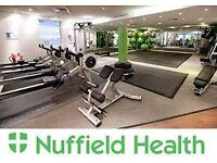 Cleaner required - Nuffield Health Wimbledon