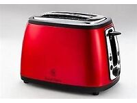 Russell Hobbs Heritage retro 2 slice toaster
