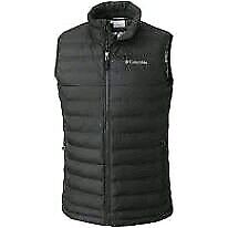 New Mens Columbia Puffer Vest Size XS