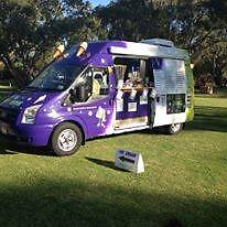 The Milky Monster Perth's FUNKIEST' mobile ice cream van. Perth Perth City Area Preview