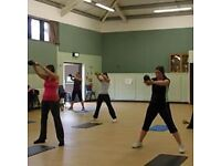 Daytime Exercise Classes in Thorpe Marriott - Legs Bums & Tums And Kettlebells