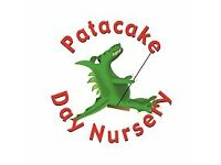Patacake Day Nursery require an Early Years Assistant at their Cockcroft Hall site.