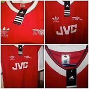 Arsenal Shirt 1988