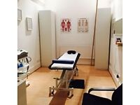 Professional Massage Studio to rent Fulham