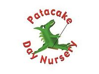 Patacake Day Nursery are employing full time Nursery Assistants and Nursery Nurses