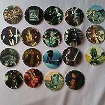 Collectable Original Star Wars Tazo's