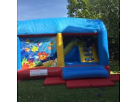Bouncy Castle Hire, popcorn & Candy Floss hire, ice cream trike,Sweets,Birthday parties,weddings