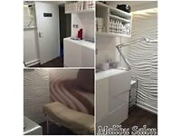 """MALIBU SALON""- Beauty-Waxing-Nails-Tanning-Hairdresser-Facial - WALTHAMSTOW"