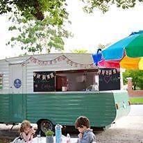 Food Van Vintage Caravan Doncaster East Manningham Area Preview