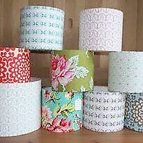 Lampshade Making Workshop Oct 28th