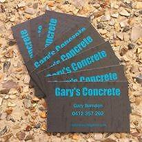 GARY'S CONCRETE Golden Bay Rockingham Area Preview