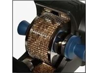 Coffee roasting machine + grinder