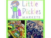 **Saturday 28th January 2.00 - 3.30** Little Pickles Market - Baby and Children's NNS - Thornbury