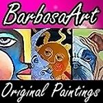Barbosa Art Original Paintings