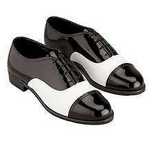black and white shoes ebay
