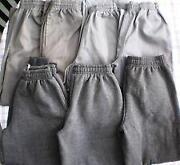 Grey School Pants