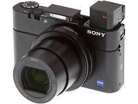 Sony RX100 mk3 Digital Camera + Accessories