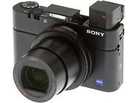 Sony RX100 mk3 Digital Camera + Accessories