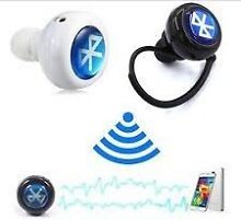 Mini wireless Bluetooth 3.0 Stereo Headset for all cellphone  Hampton Park Casey Area Preview