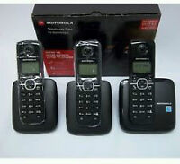 $50 - Almost NEW GE 3 Cordless Phone set. (Value $99)