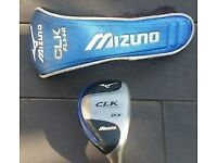 Mizuno CLK Fli-Hi 26 deg Hybrid Golf Club