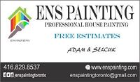House Painter in Barrie