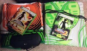 2 Dance Revolution Games and 2 Dance Pads!
