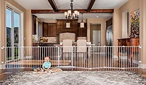 Like New - Regalo 192-Inch Super Wide Gate and Play Yard