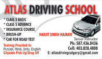 Atlas Driving School - Driving Lessons