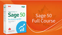 Sage 50 Accounting 2015 Online Course – Start Today!