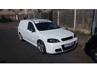 astra van.. remapped..modified swap