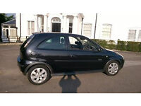 vauxhall corsa 1.4 sxi+ one owner from new aircon leather alloys 11 months mot