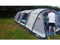 Kampa Croyde air tent 6