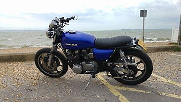1979 Kawasaki Z650 Brat Style Cafe Racer Possible Swap Why