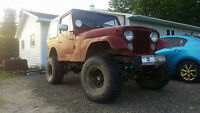 1978 Jeep CJ Other