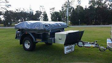 2011 TRACKABOUT 4x4 DELUXE OFF ROAD TOURER Steiglitz Gold Coast North Preview