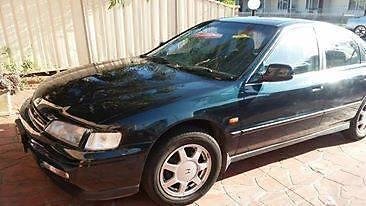 1999 Honda Accord Sedan Old Guildford Fairfield Area Preview