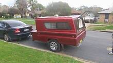 camper trailer Turvey Park Wagga Wagga City Preview