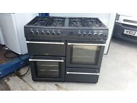 Belling CountryChef 8 Burner Range Gas Cooker - Good, clean condition / Free local delivery