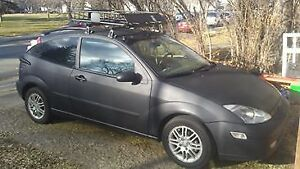 2002 Ford Focus - SWAP/ TRADE for 1/4 Ton Truck or Small SUV.