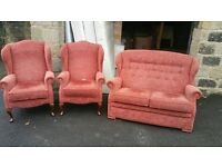 High Quality Sherbourne sofa and chair in Very Good condition FREE delivery