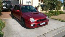 2001 Subaru WRX Sedan Must Sell Craigieburn Hume Area Preview