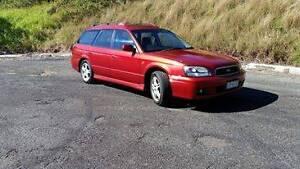 2001 Subaru Liberty Sedan Maroochydore Maroochydore Area Preview