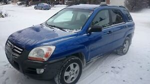 2006 Kia Sportage LX-Convenience SUV, Crossover - $4500 obo