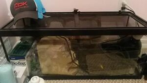 30 Gallon Terrarium (used for turtles)