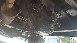 NP 205 divorced Transfer case good condition